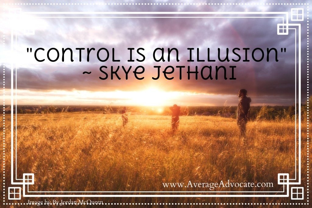 control illusion www.AverageAdvocate.com skye Jethani