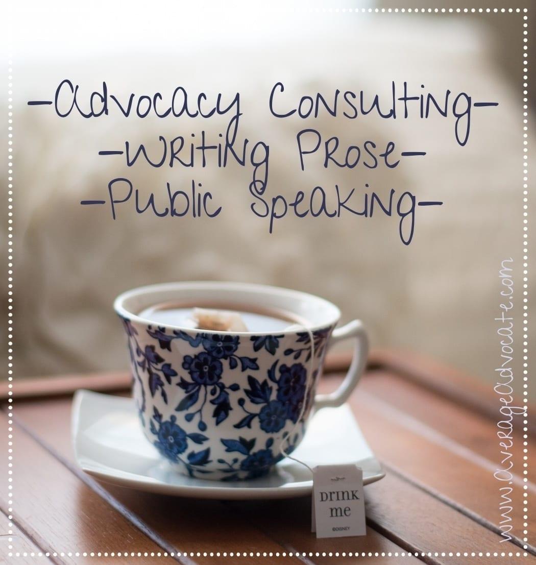 Advocacy activist Consulting coaching www.AverageAdvocate.com Image via UnSplash