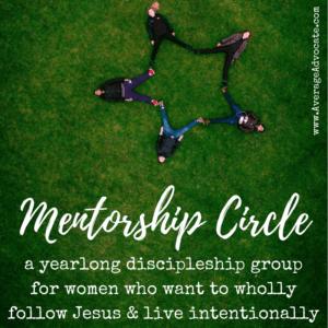 Mentorship circle