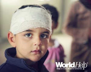 World Help How to Help Syrian REfuges