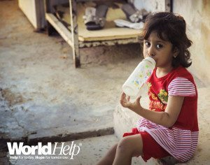 Ways to help Syrian Refuges World Help