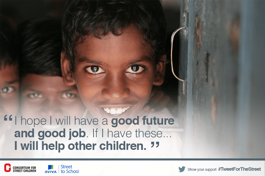 Street Children Quotes