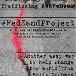 Red Sand Project www.AverageAdvocate.com