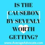 Is the Causebox By Sevenly Worth Getting?