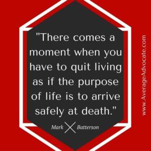 Mark Batterson quote