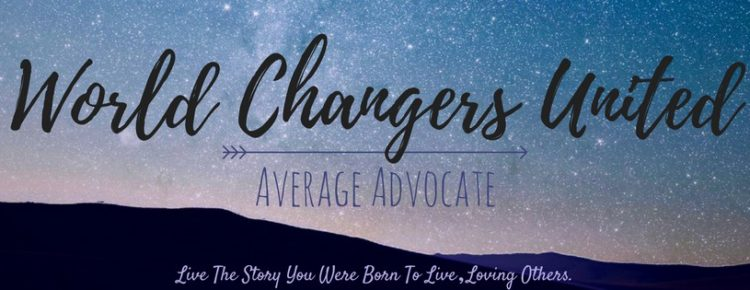 World Changers United Facebook Group by www.AverageAdvocate.com