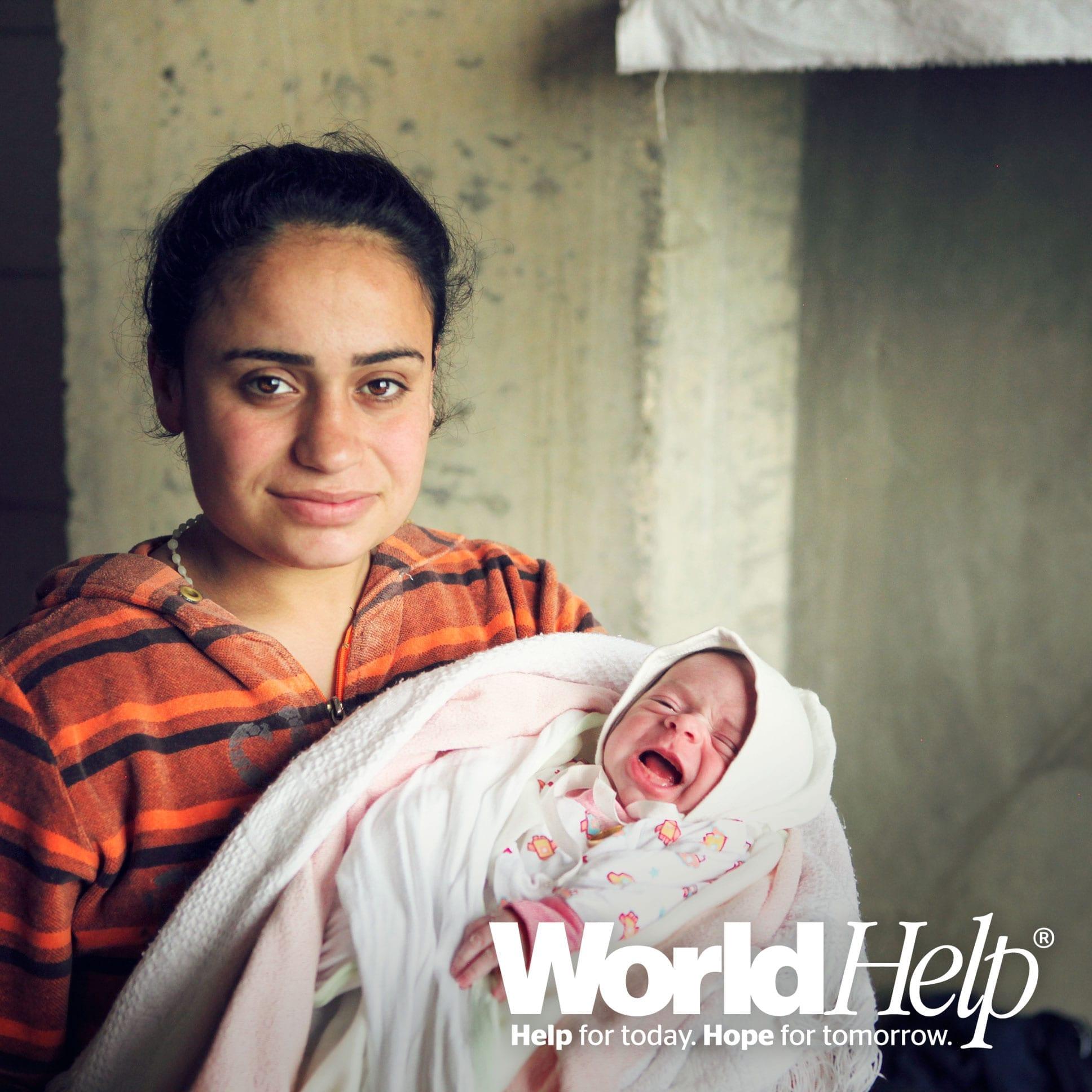 World Help Syrian Refugee