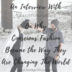 Sutton + Grove Interview
