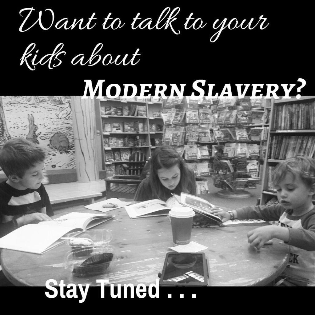 Teaching Modern Slavery to kids