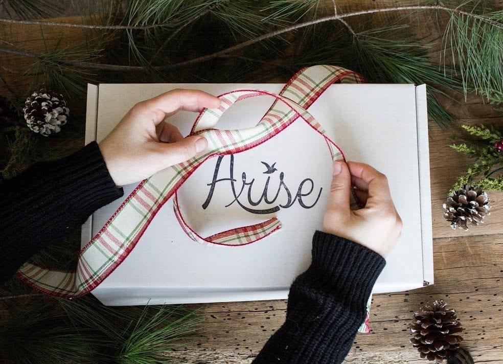 Arise Box Human Trafficking