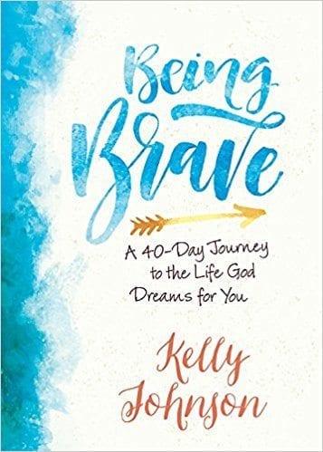 Kelly Johnson Being Brave