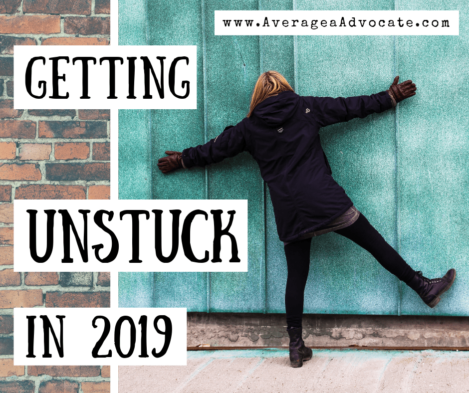 Getting Unstuck in 2019 Growing an organization