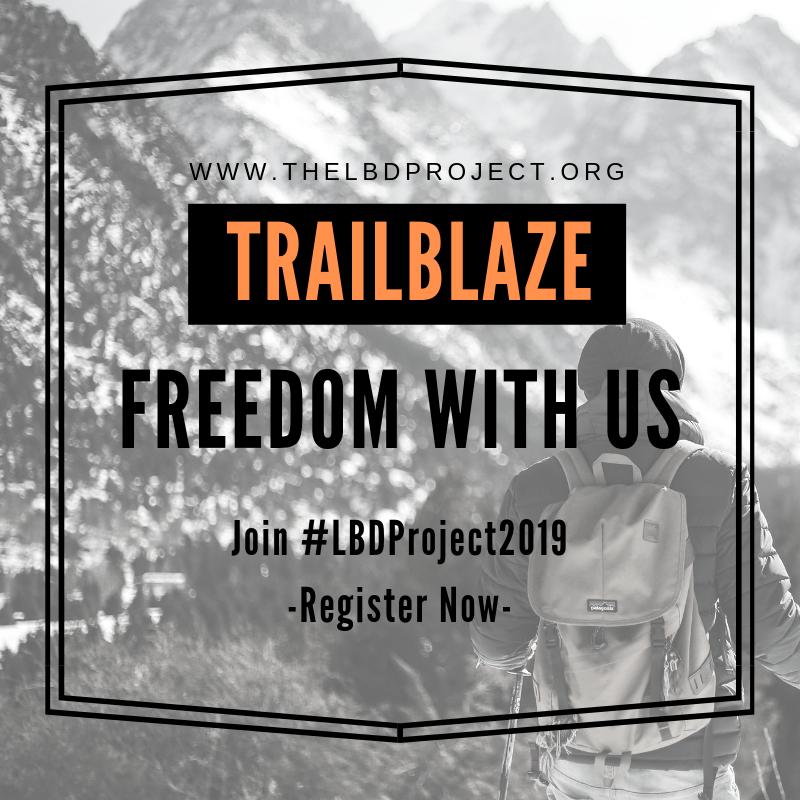 human trafficking LBD.Project trailblazing freedom
